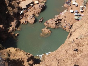 Point d'eau au Maroc - GlobAlogn