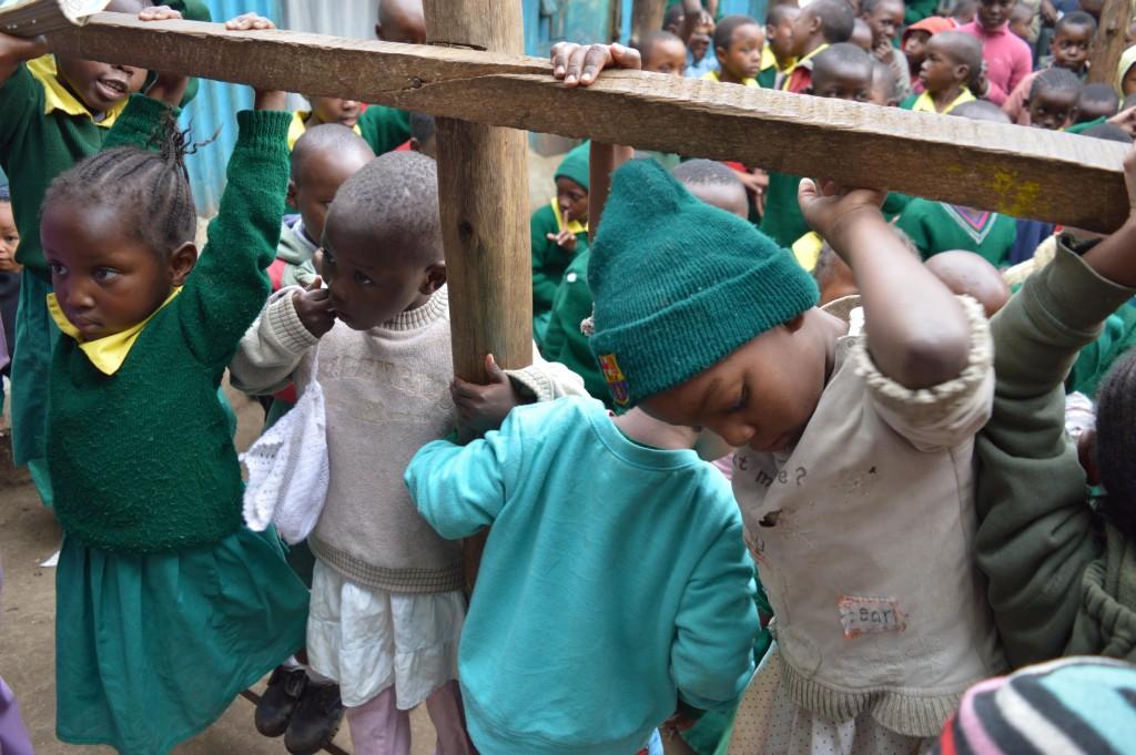 Enfants école regroupement matinal Globalong