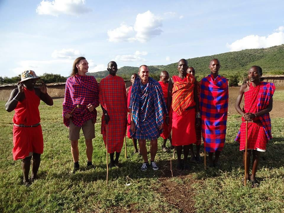 Globalong tribue excursions Kenya