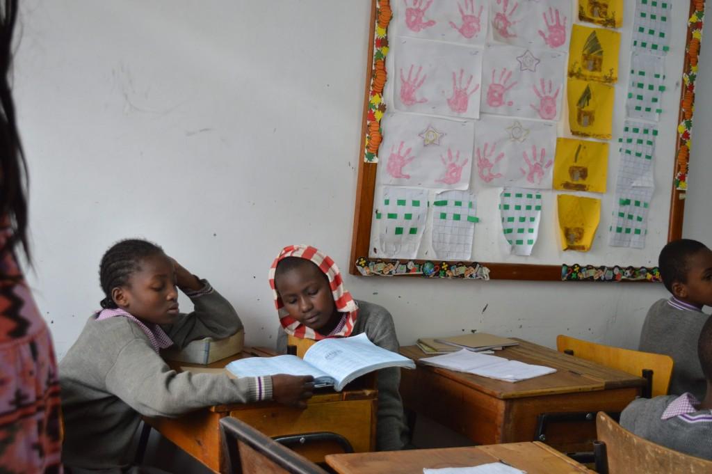 Mission d'enseignement en Afrique