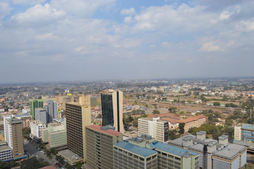 Nairobi capitale du Kenya Globalong