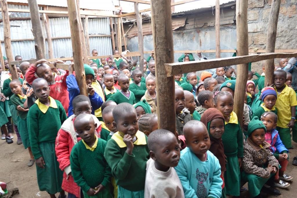 Ecole comunautaire Globalong Kenya
