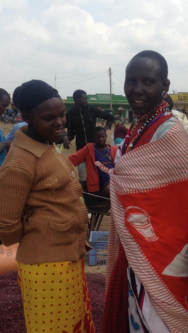 Mission de bénévolat Narok Masaï