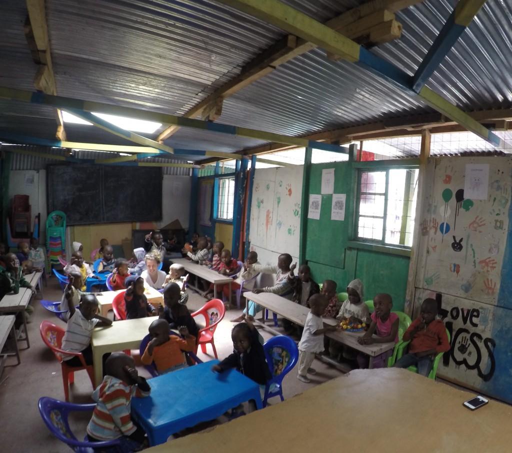 Globalong enseignement dans les orphelinats