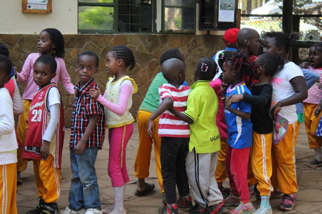 Sortie des classes Globalong Afrique