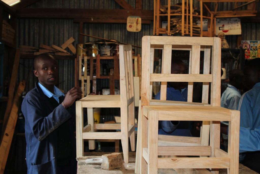 Globalong mission bénévole en école