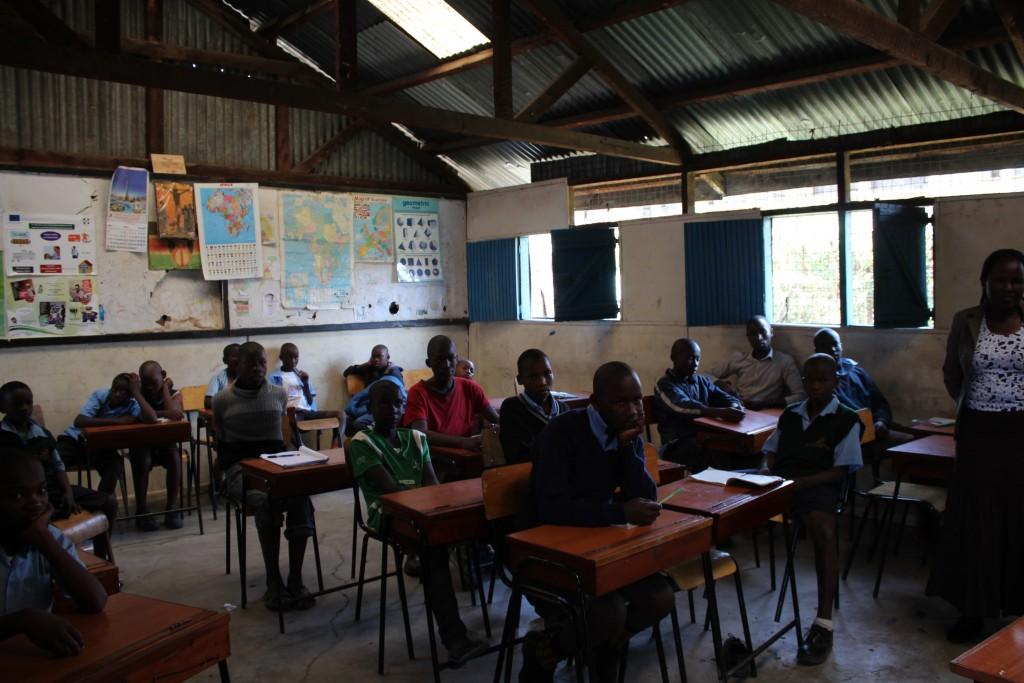Globalong et enseignement au Kenya